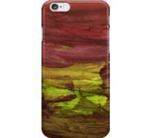 Abstract Watercolor textures iPhone Case/Skin