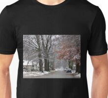 Winter Wonderland...sort of.. Unisex T-Shirt