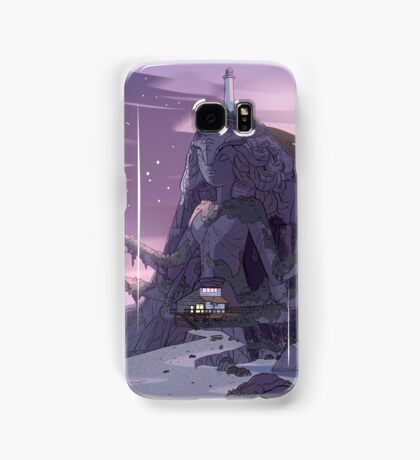 Steven Universe Night Temple Samsung Galaxy Case/Skin