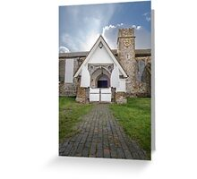 Brookland Church Greeting Card