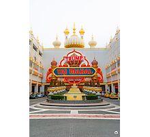 Trump Taj Mahal Photographic Print
