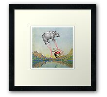 Aloft Framed Print