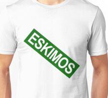 Edmonton Eskimos 1919-25 Defunct Hockey Team Unisex T-Shirt