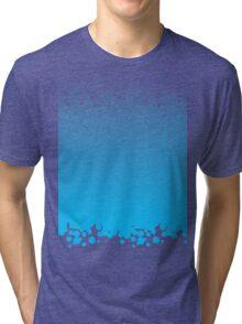 bubbling Tri-blend T-Shirt