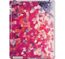 Mosaic Pink version iPad Case/Skin