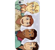 The Real Ghostbusters iPhone Case/Skin