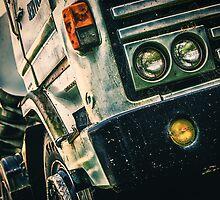 Tanker Truck by kiwiniknak