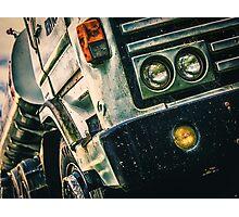 Tanker Truck Photographic Print