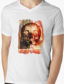 floral skully T-Shirt