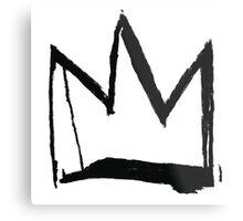 Crown of King Bling Metal Print