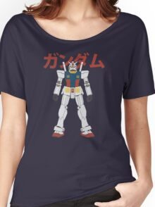 Gundam RX-78-2 Women's Relaxed Fit T-Shirt