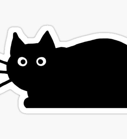Black Cat(s) Sticker