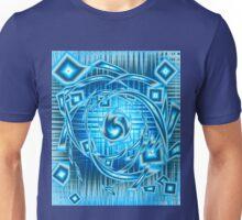 Blue Fire Unisex T-Shirt