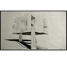 Wedge House  Photographic Print