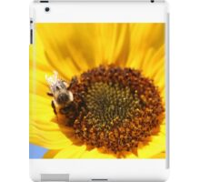 Sunflower Bee iPad Case/Skin