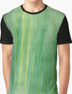 Abstract Watercolor strokes Graphic T-Shirt