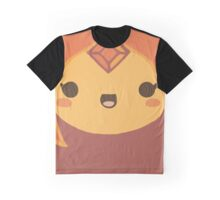 Flame Princess Graphic T-Shirt