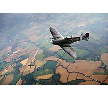 Spitfire victory Photographic Print