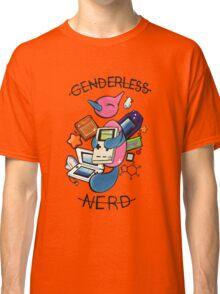 #474 Porygon Z - Genderless Nerd Classic T-Shirt