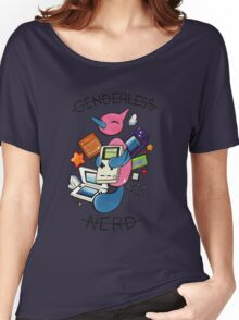#474 Porygon Z - Genderless Nerd Women's Relaxed Fit T-Shirt