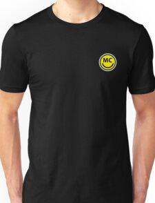"""MC"" Smiley Face Symbol  Unisex T-Shirt"