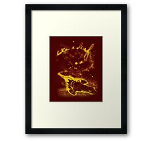 like leaf Framed Print
