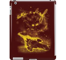 like leaf iPad Case/Skin