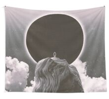 Now more than ever BW Wall Tapestry