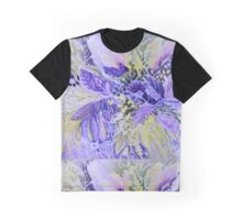 Floral in Mauve Graphic T-Shirt