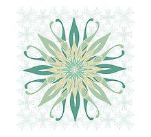 Floral Designs 6 by catherine barnhoorn