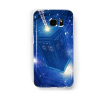 Doctor Who - 1980 Intro Themed Samsung Galaxy Case/Skin