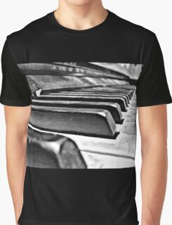 Forgotten Keys Graphic T-Shirt