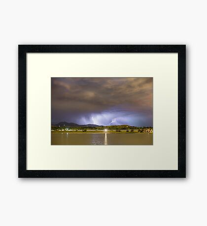 The Force Within Framed Print