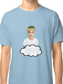Johnny Orlando - Flowers Crown Classic T-Shirt