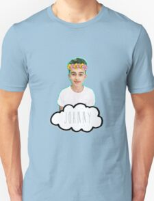 Johnny Orlando - Flowers Crown Unisex T-Shirt