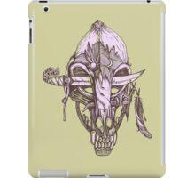 rust n' bones iPad Case/Skin