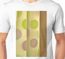 Polka Dot Curtain Unisex T-Shirt