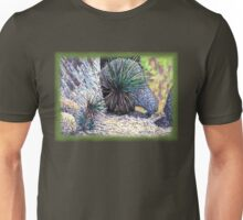 c10-Desert Spoons with Boulders Unisex T-Shirt