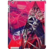 Abstract Lady  iPad Case/Skin