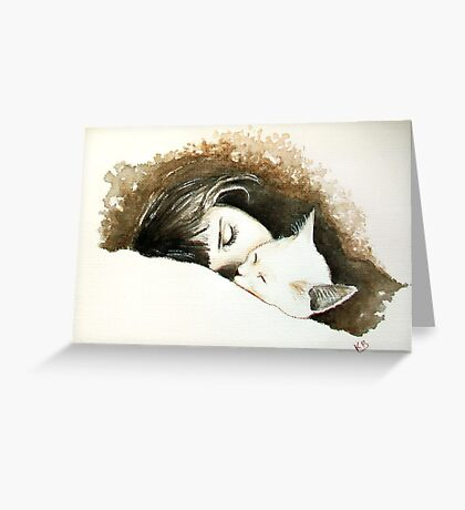 """Elena""....♥ Greeting Card"