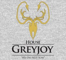 House Greyjoy by ShirThrones
