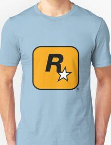 Rockstar Games logo Unisex T-Shirt