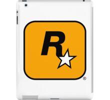 Rockstar Games logo iPad Case/Skin