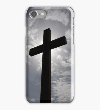 Mt Macedon memorial iPhone Case/Skin