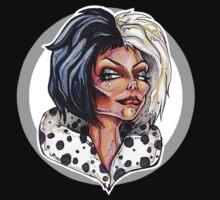 Lady of the Dark – Cruella Kids Clothes