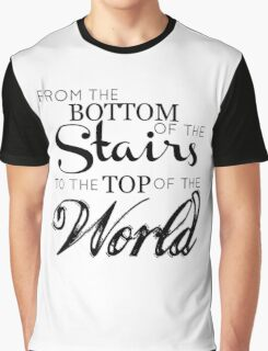 The boys from the stairs Graphic T-Shirt