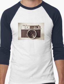 Camera Men's Baseball ¾ T-Shirt