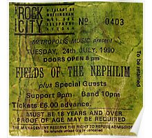 nephilim ticket decay Poster