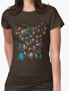octopuses party 2 T-Shirt