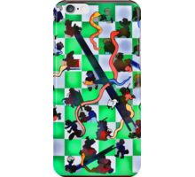 Ghostly Snake Game iPhone Case/Skin